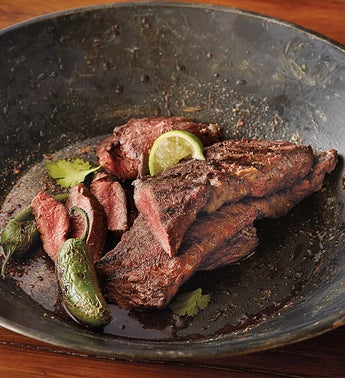 USDA Prime Skirt Steak - Stock Yards