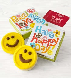 Cheryl's Have a Happy Day Cookie Card