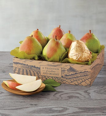 Harry  David Royal Verano Pears Gift Box