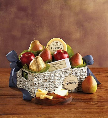 Harry  David Sympathy Gift Basket