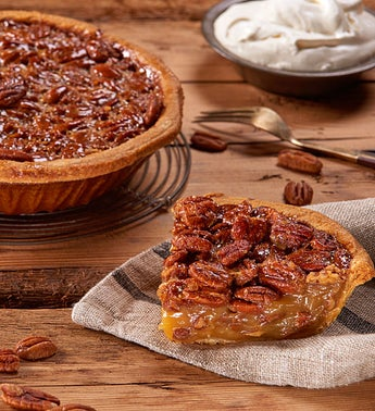 Bake Me A Wish Classic Southern Pecan Pie