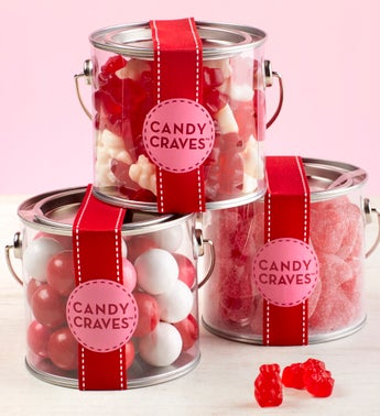 Candy Craves Valentine Love set of 3