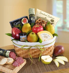 Pacific Northwest Fruit  Gourmet Gift Basket