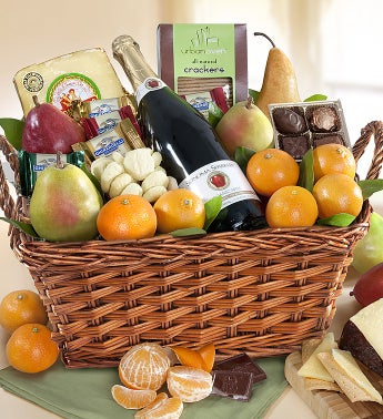 Select Sonoma Fruit  Gourmet Gift Basket