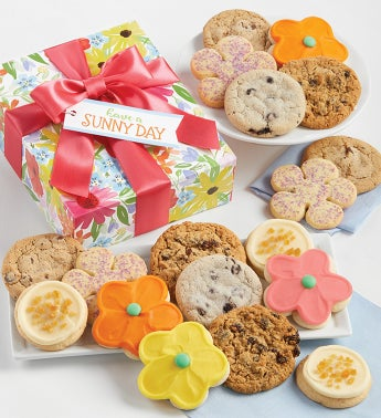 Have a Sunny Day Cookie Gift Boxes