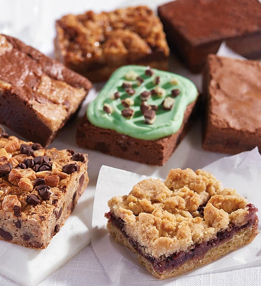 Gourmet Brownie of the Month Pay-as-you-go Club