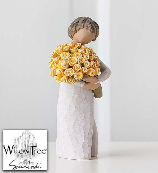 Willow Tree® Good Cheer Keepsake