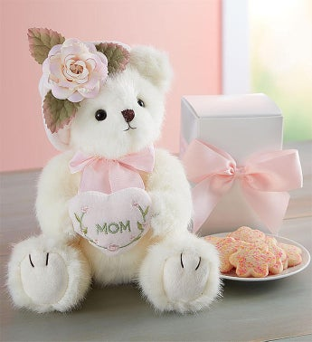 Bearington Bear For Mom With Cookies