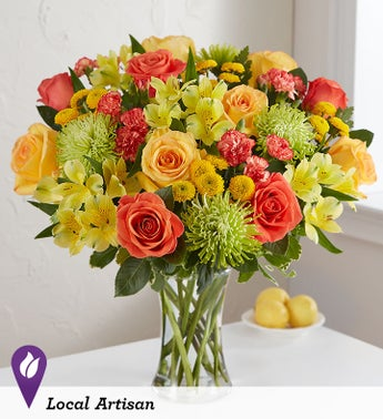 Citrus Sunshine Bouquet