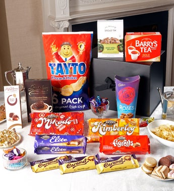 Ireland Traditional Treat Box