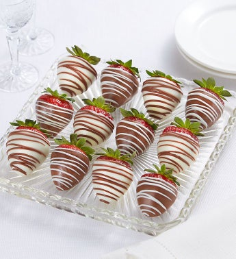 Chocolate-Covered Strawberries 8211 12 Count