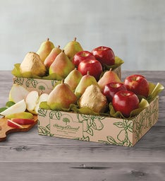 Pears and Apples Gift Duo