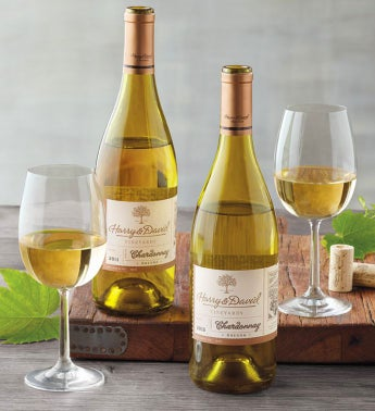 Harry  Davidtrade Chardonnay Duo