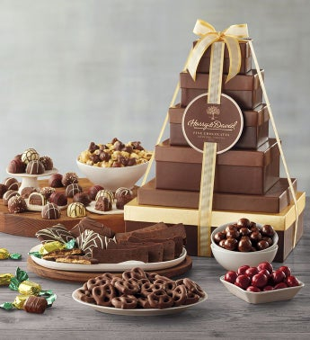Tower of Chocolates174 Deluxe Gift