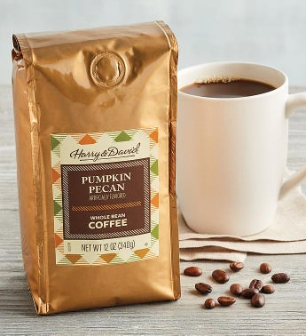 Pumpkin Pecan Coffee