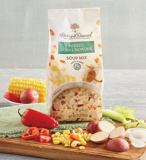Potato Corn Chowder Soup Mix