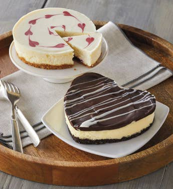 Mother39s Day Cheesecake Duo