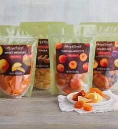 Pick Four Dried Fruit