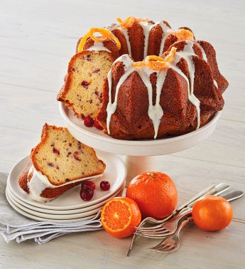 Wolfermans174 Cranberry Orange Bundt Cake