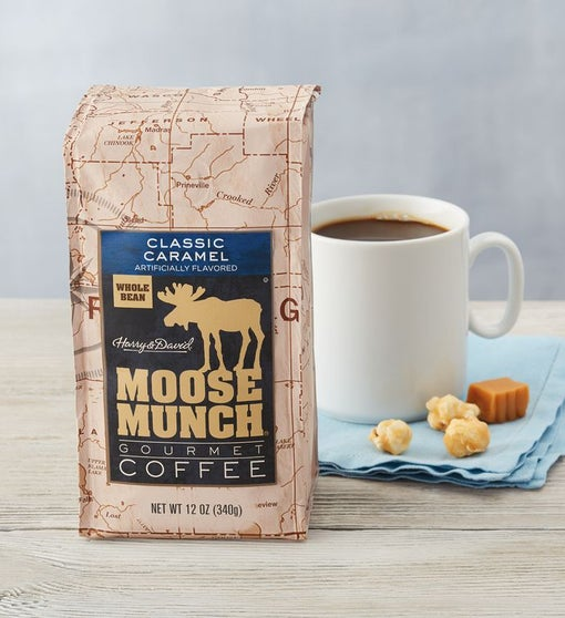 Classic Caramel Moose Munch® Coffee