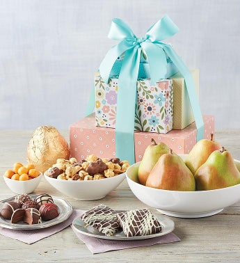 Tower of Treats174 Classic Mother39s Day Gift