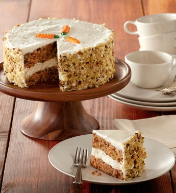 Ultimate Carrot Cake