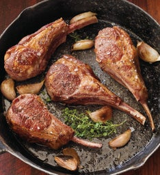 Frenched Lamb Rib Chops