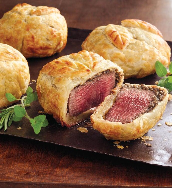 Beef Wellington Entres  Six Ounce Pieces