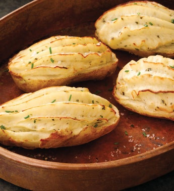 Signature Twice-Baked Potatoes