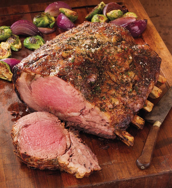 Bone-In Prime Rib Roast - USDA Prime