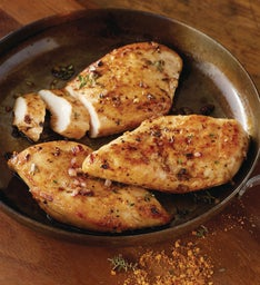 Skinless Chicken Breasts - Ten 8-Ounce