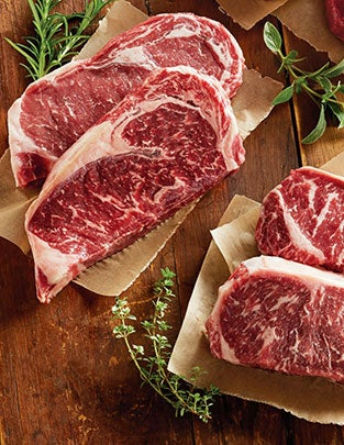 Grass-fed Steaks