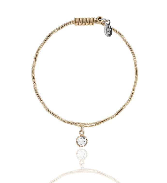 34Lucy In The Sky With Diamonds34 - Guitar String Bracelet