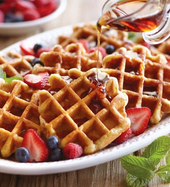 Mix  Match Belgian Waffles - 12 Packages