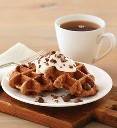 Double Chocolate Chip Waffle 2-Pack
