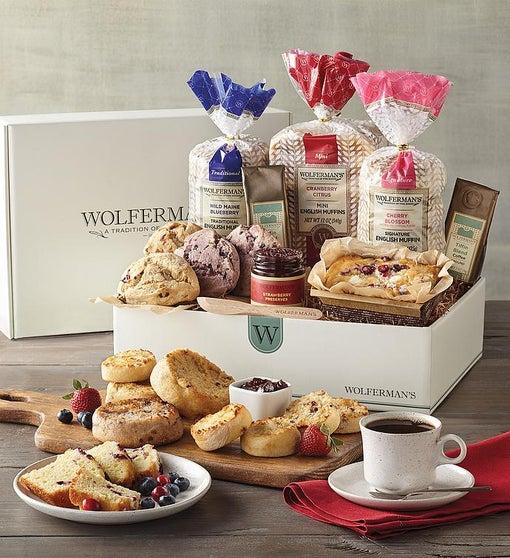 Deluxe Berry Breakfast Box